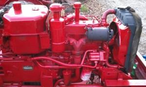 Need a Wiring Diagram  IH 424 Diesel  Farmall