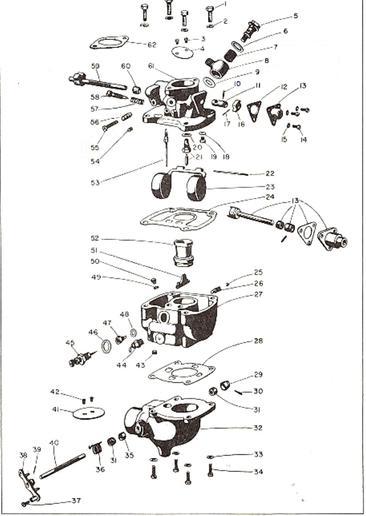 farmall super h carburetor diagram 1968 ford fairlane