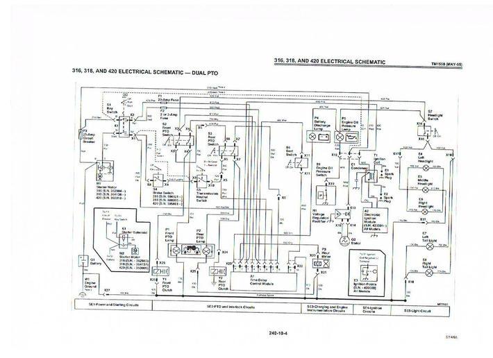 John Deere Lt160 Wiring Diagram - Best Wiring Diagram 2017