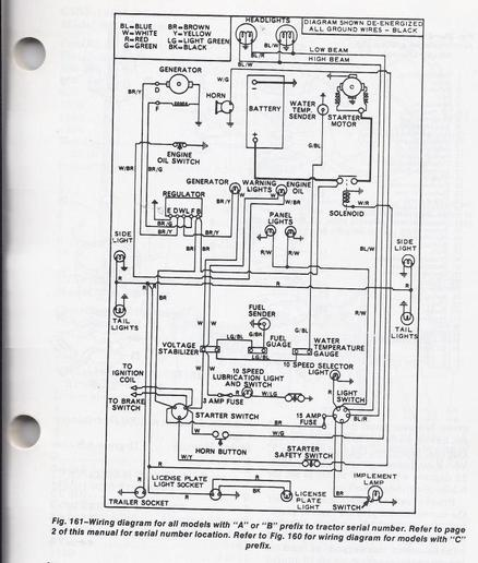 New Holland Lx Wiring Diagram on