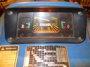 Ford Tractors Discussion Board  Re: Ford 5000 gauge