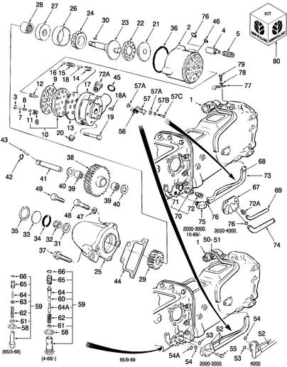 ford 2000 tractor hydraulic diagram 2001 jeep wrangler
