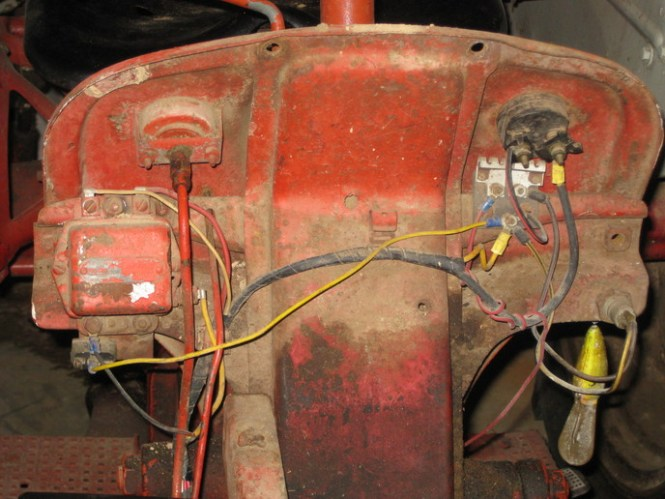 Volt 8n Ford Tractor Wiring Diagram Besides Also 12 Volt 8n Ford