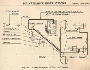 case sc wiring diagram  Yesterday's Tractors