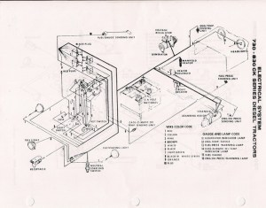Case wiring diagram needed  MyTractorForum  The