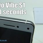 Lenovo Vibe S1 in 30 seconds