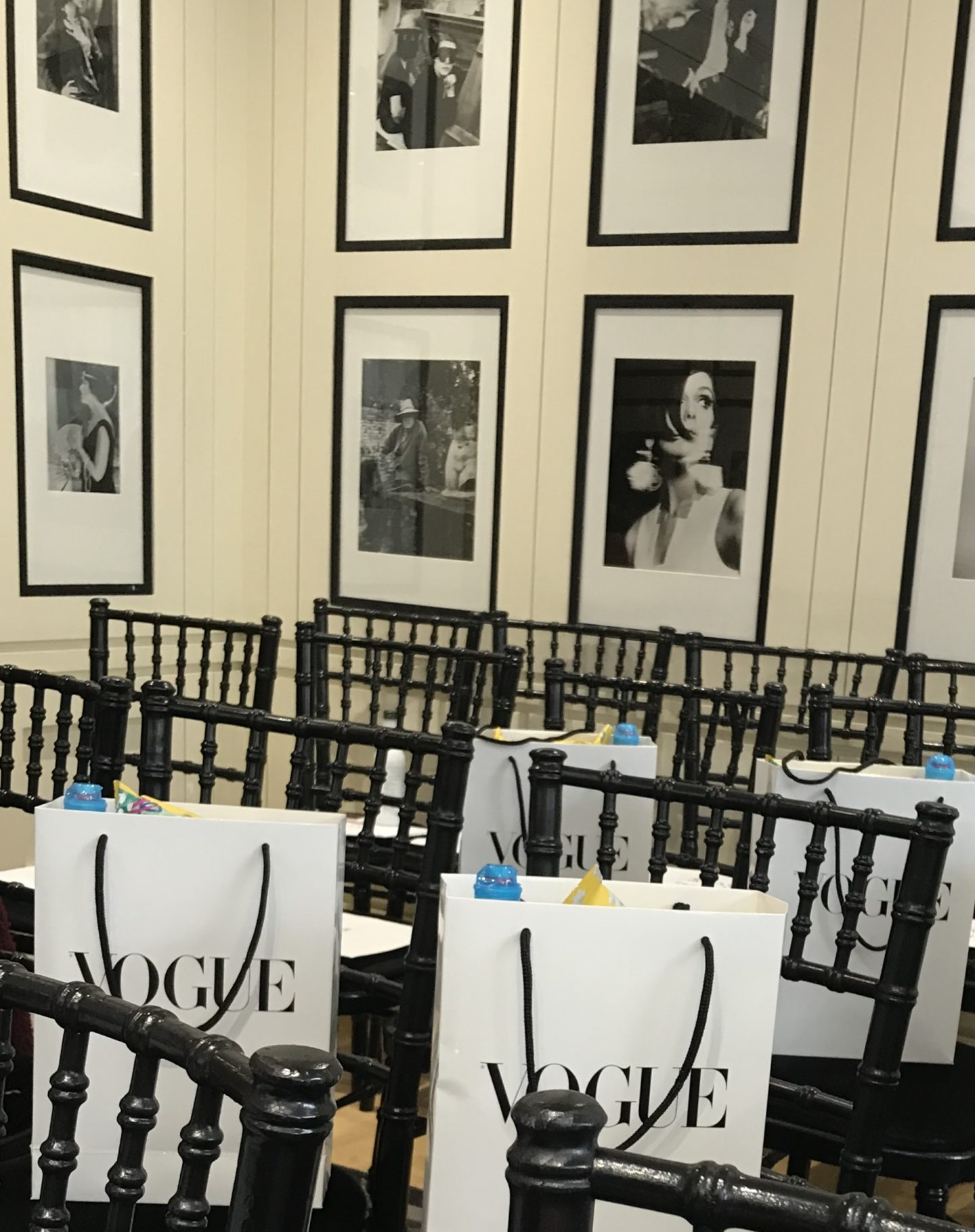 Vogue boardroom