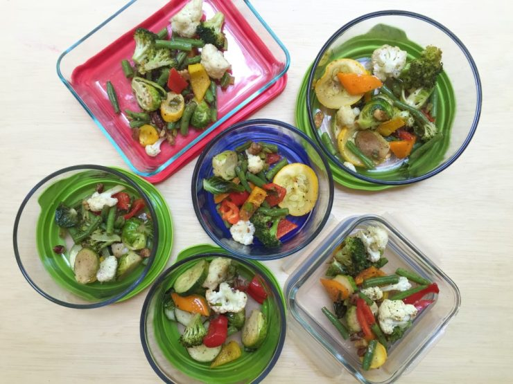 Tracy's Roasted Vegetables