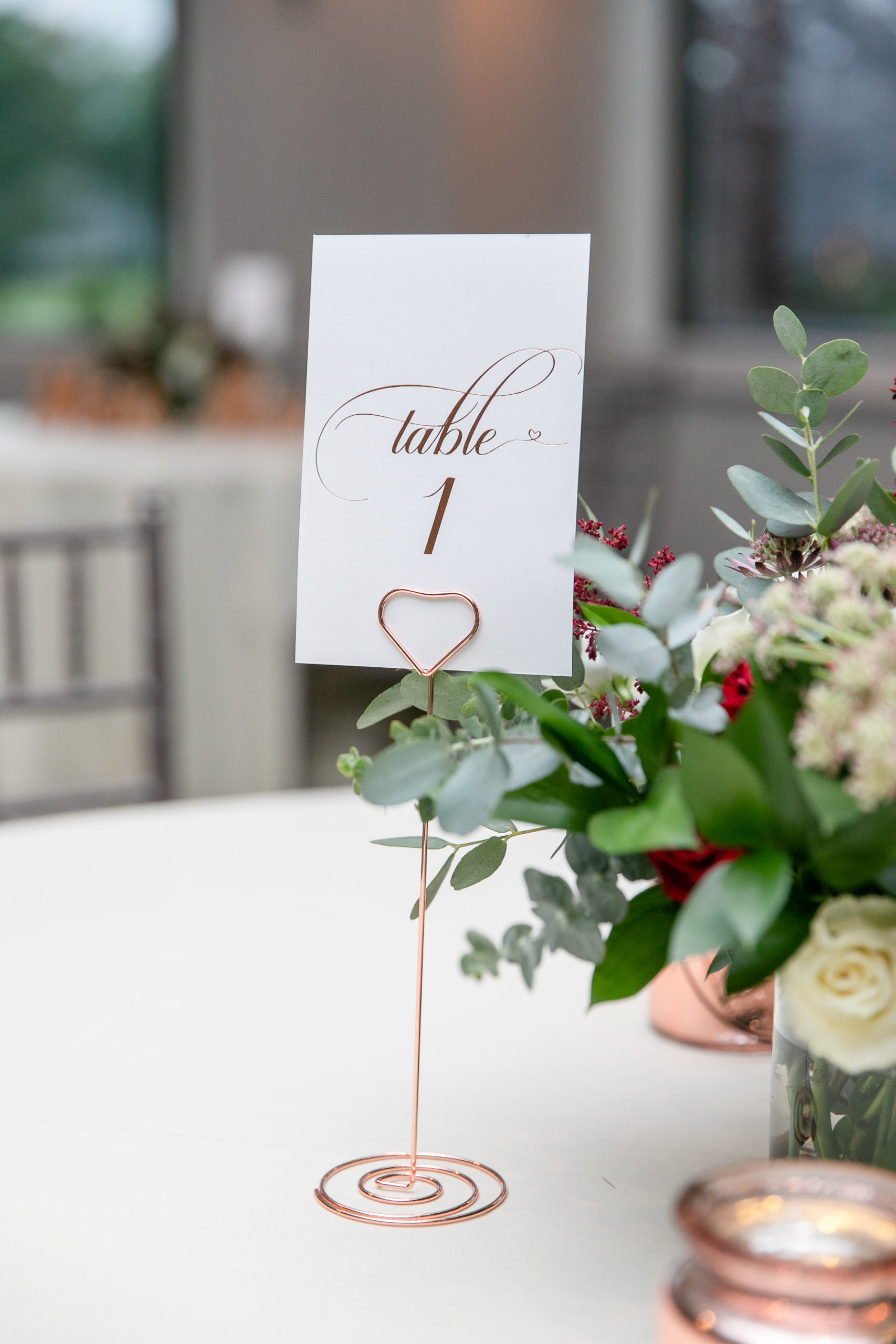 wedding details, centerpiece, table numbers, Tracy Jenkins Photography, Harbor Lights, Warwick, Rhode Island, RI, New England, Wedding, Photography