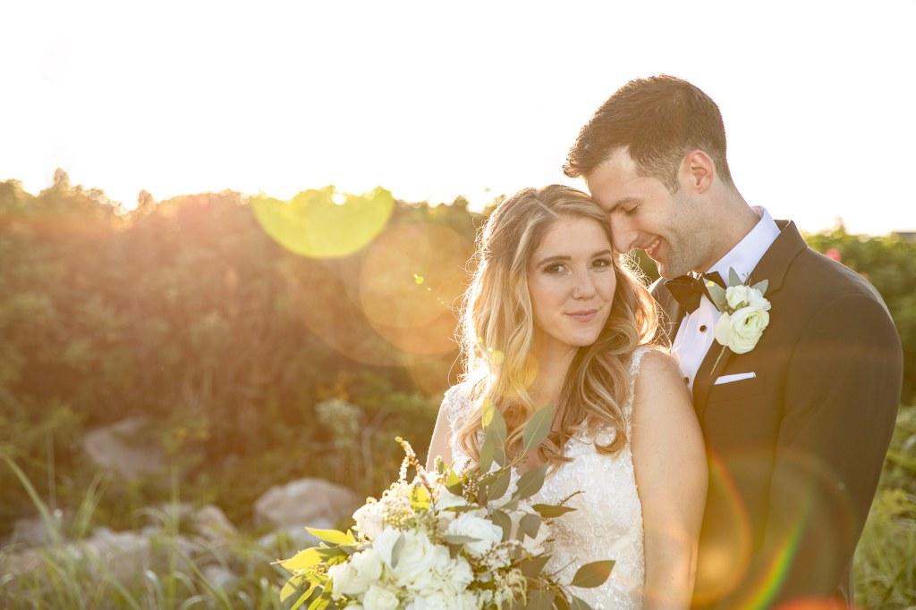 Wedding, Narragansett Towers, The Towers, Narragansett, Rhode Island, RI, Tracy Jenkins photography, RI wedding photographer, Rhode Island wedding photographer, couple photos, sunset photos, bride, groom