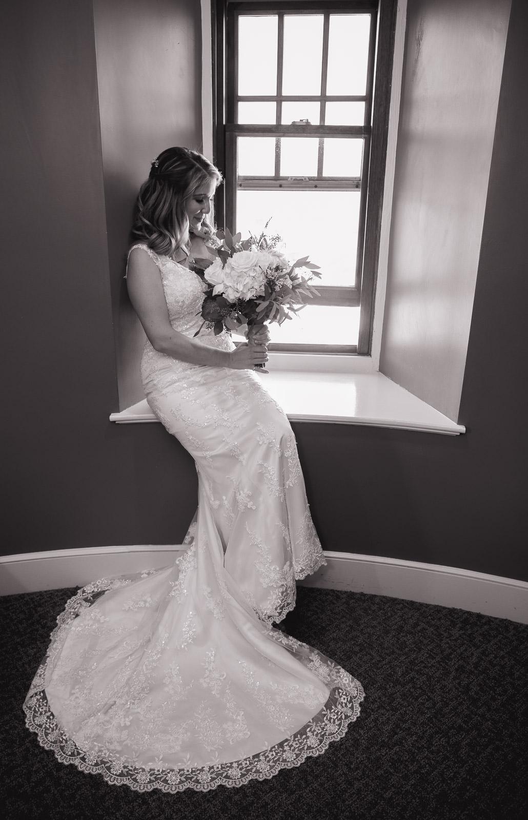 Wedding, Narragansett Towers, The Towers, Narragansett, Rhode Island, RI, Tracy Jenkins photography, RI wedding photographer, Rhode Island wedding photographer, bridal portrait