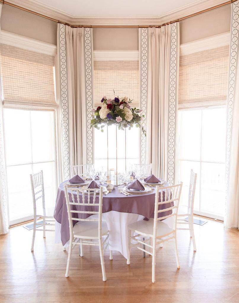 Eisenhower House, Newport, Rhode Island, Tracy Jenkins Photography, wedding, LGBTQ+, LGBT, Gay, Inclusive, Photography, Wedding photography, table setting