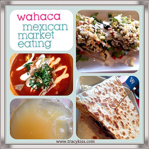 Wahaca Mexican Market Eating, White City London