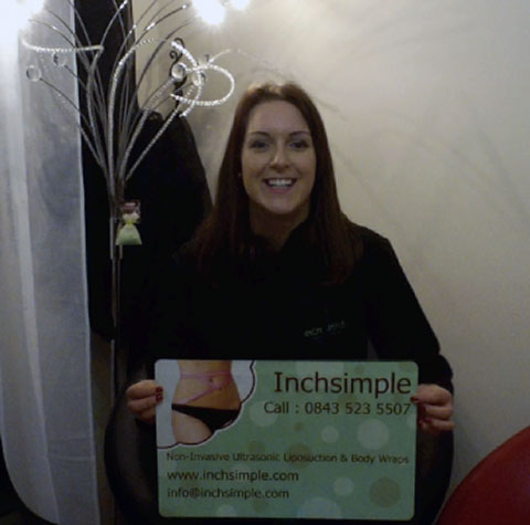 I Had A Great Time At My First InchSImple Appointment And Can't Wait To Go Back!
