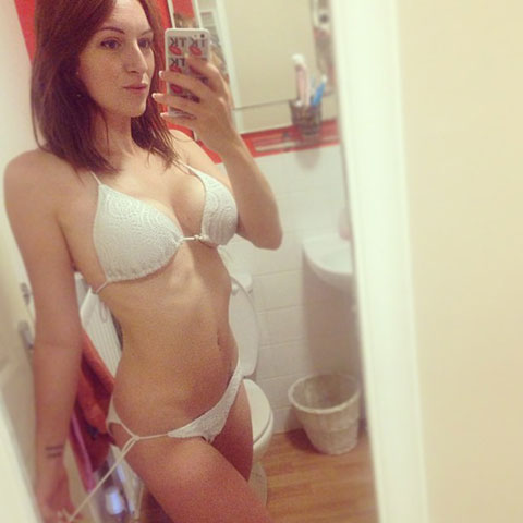 Donning My Bikini Again For The First Time In Years