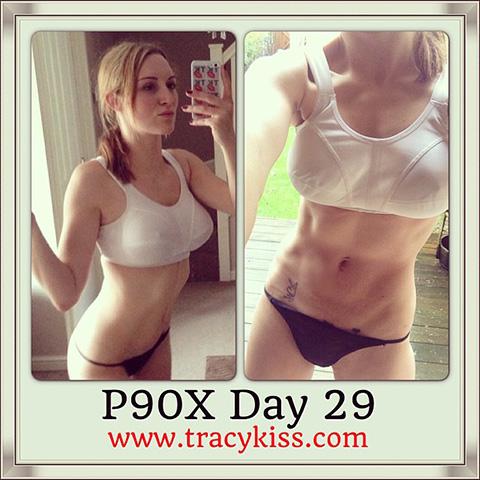 P90X Day 29