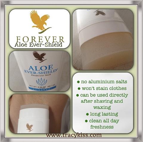 Forever Living Aloe Ever-Shield Deodorant Stick