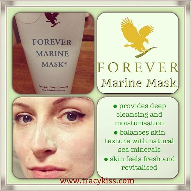 Forever Living Marine Mask