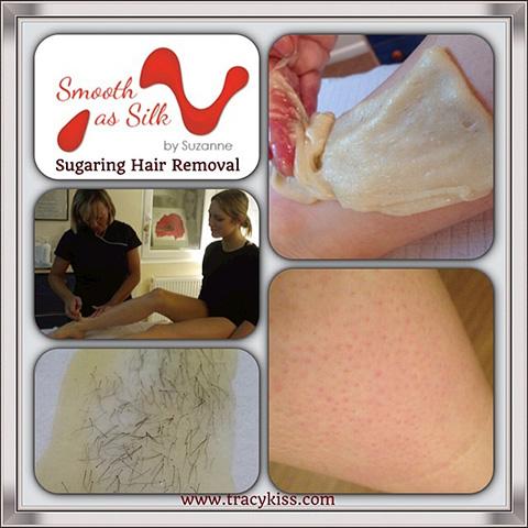 Smooth As Silk Sugaring Armpit & Leg Hair Removal