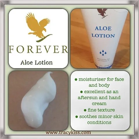 Forever Living Aloe Lotion
