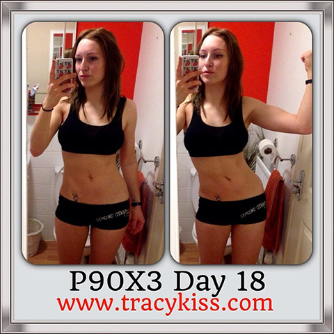 P90X3 Day 18 The Challenge