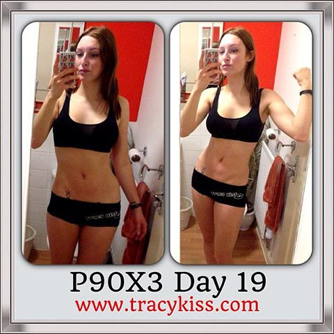 P90X3 Day 19 CVX