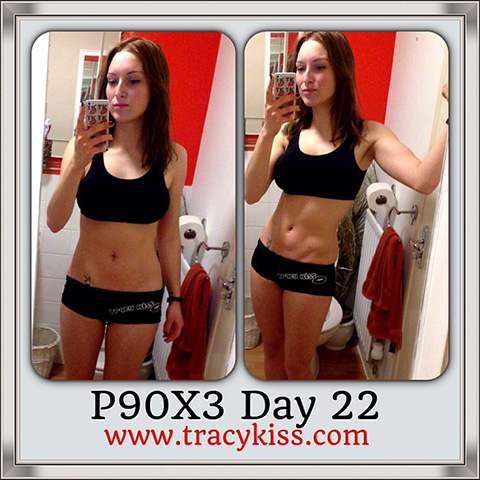 P90X3 Day 22 Isometrix