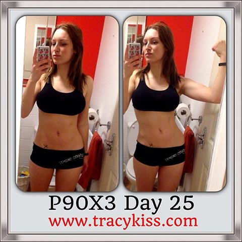 P90X3 Day 25 Pilates X