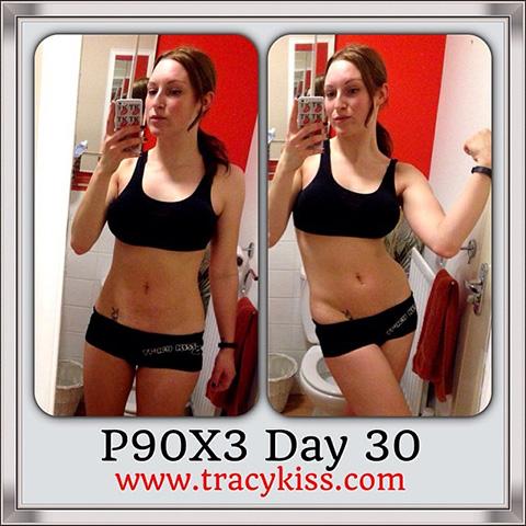 P90X3 Day 30 Triometrics