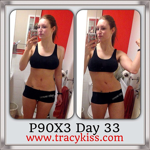 P90X3 Day 33 Incinerator