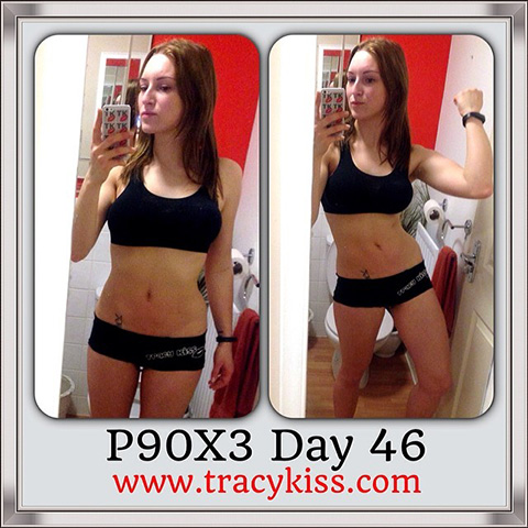 P90X3 Day 46 Eccentric Lower