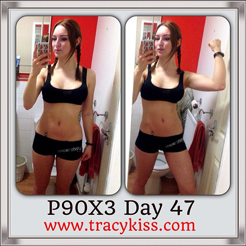 P90X3 Day 47 Incinerator