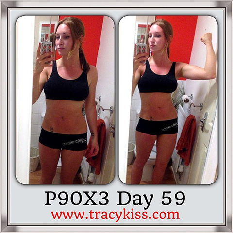 P90X3 Day 59 The Challenge