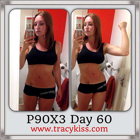P90X3 Day 60 Yoga X