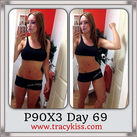 P90X3 Day 69 Eccentric Lower
