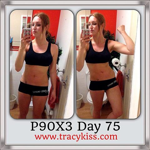 P90X3 Day 75