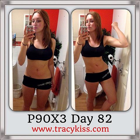 P90X3 Day 82 Pilates X