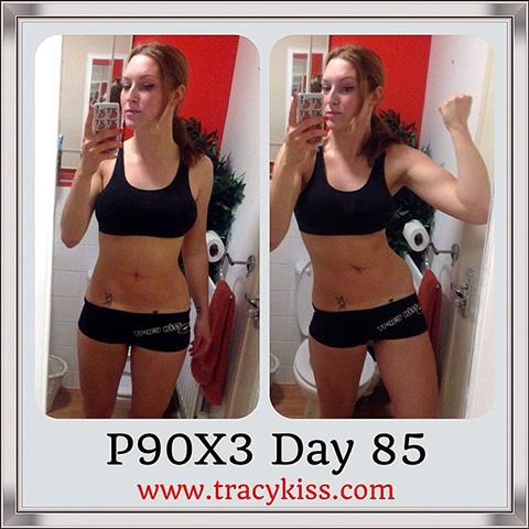 P90X3 Day 85 Isometrix