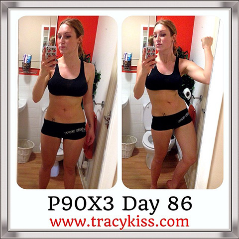 P90X3 Day 86 Accelerator