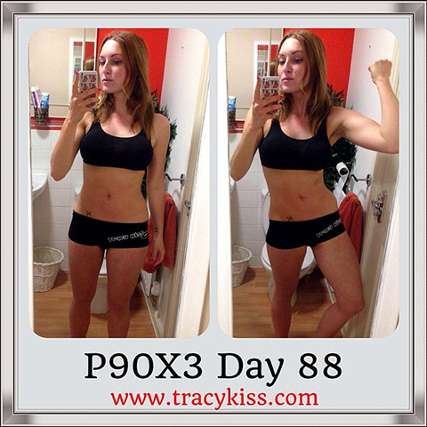 P90X3 Day 88 Yoga X