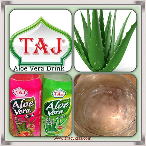 Aloe Vera Drinks By Taj