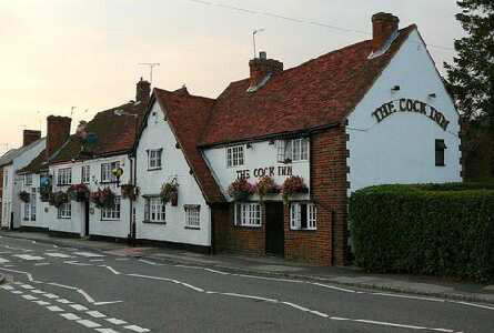 The Cock Inn, Wing