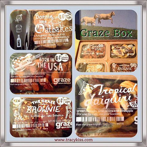 My Fifth Graze Box Has Arrived
