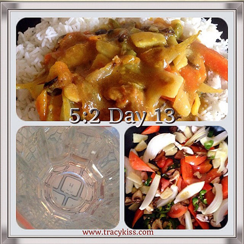 5:2 Day 13 Food