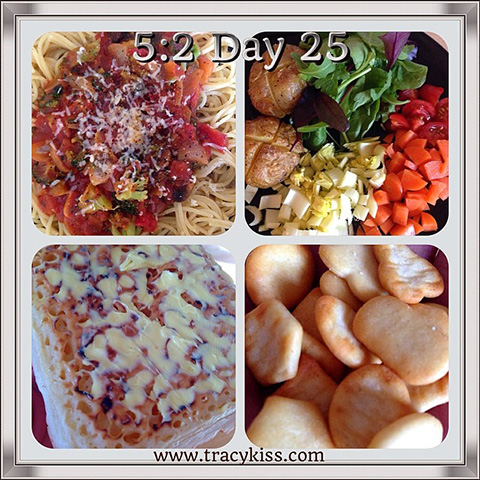 5:2 Day 25 Food