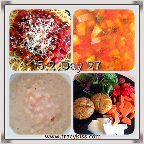 5:2 Day 27 Food