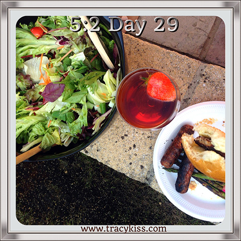 5:2 Day 29 Food