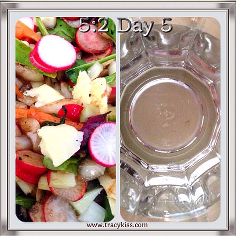 5:2 Day 5 Food