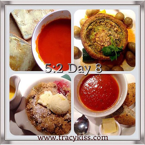 5:2 Day 8 Food