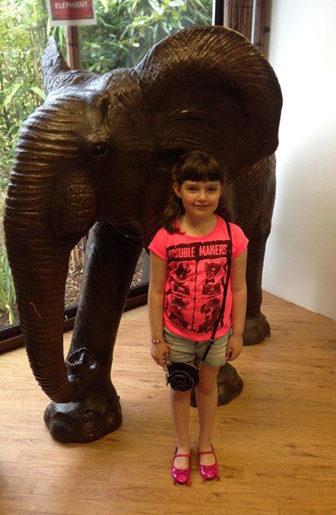 We Had A Wonderful Time At Woburn Safari Park